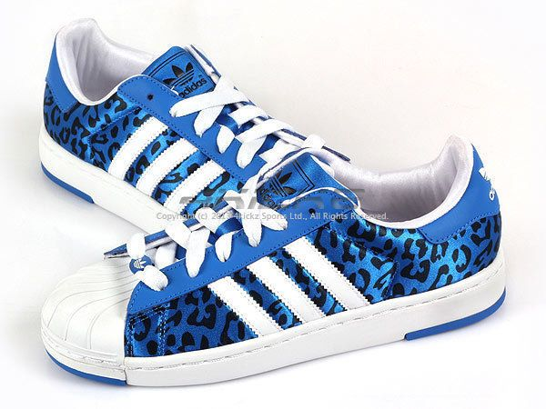 adidas Originals Superstar Adicolor Blue Sneakers S80329