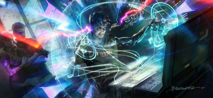 Sci-Fi-Francois-Baranger-Hack-Fighting.jpg (1400×646)