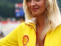 Grid Girls 2013 F1