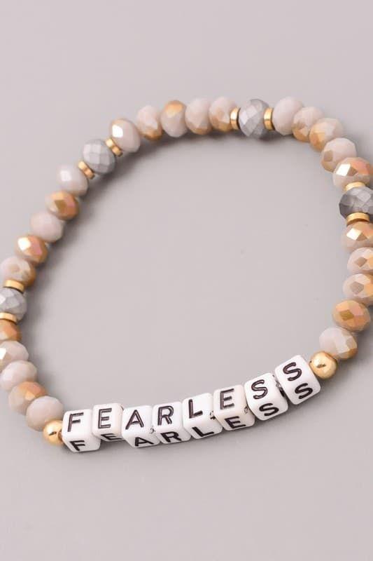 Fearless Bracelets