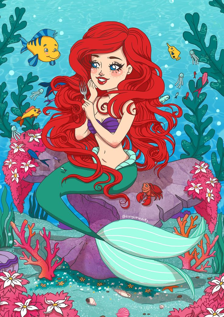 Ariel by Lauren Carney