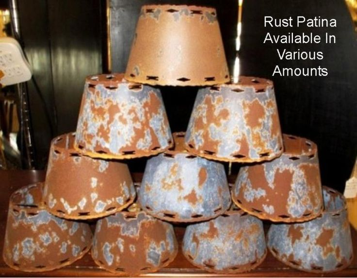 17 Best Images About Metal Lamp Shades On Pinterest