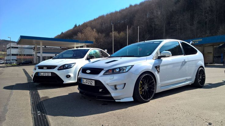 white power fordpower ford focus rs and st mk2 facelift. Black Bedroom Furniture Sets. Home Design Ideas