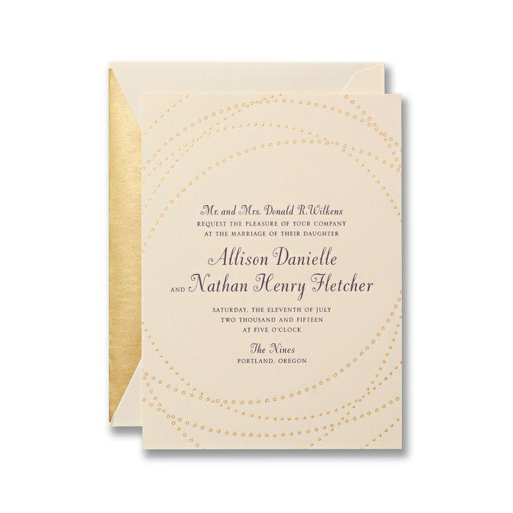 54 best images about weddings volume three on pinterest, Wedding invitations