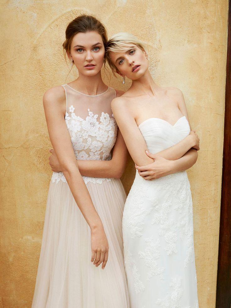 Beautiful 2016, BT16-11 and BT16-12 - Enzoani 2016 Wedding Dresses | itakeyou.co.uk #weddingdress #wedding