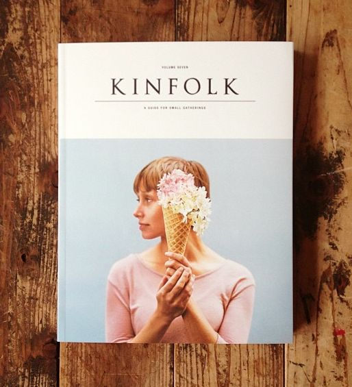 cover of Kinfolk Magazine issue no. 7