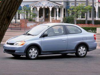 2000–02 Toyota Echo Coupe '1999–2002