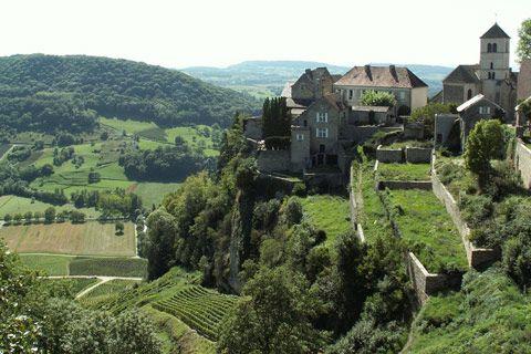 Lieux à visiter en France - les régions les plus belles et intéressantes de la France