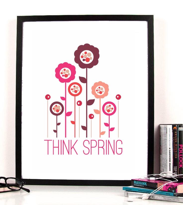 Cherry & Cherry PRINTS - Think Spring Cod produs: L-009 Disponibil în...