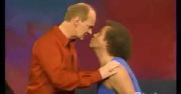"""That time Richard Simmons showed up on """"Whose Line"""" and everything fell apart"""