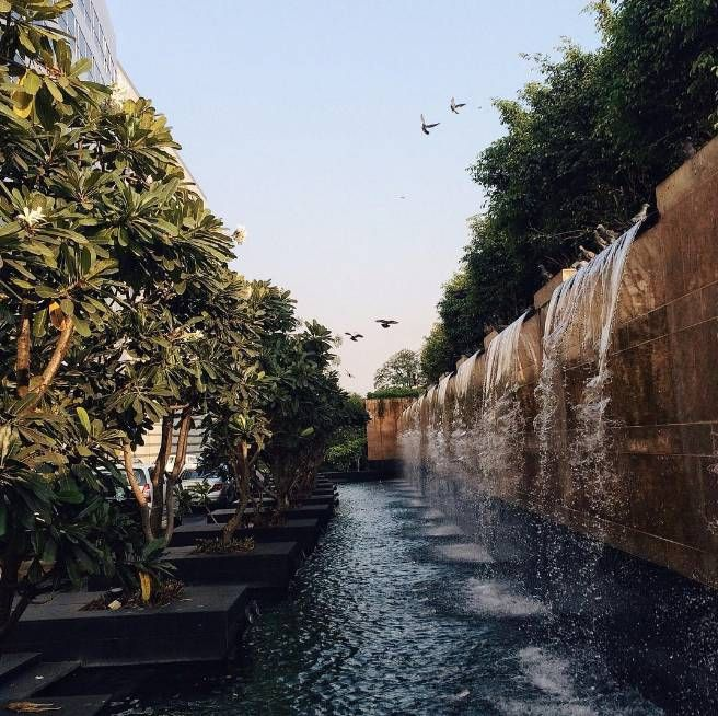 """Follow @cucinadigitale's #LivingGrand experience in India and find out why Grand Hyatt Mumbai is her """"oasis in Mumbai""""."""