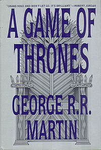 Game of thrones/A song of ice and fire book series