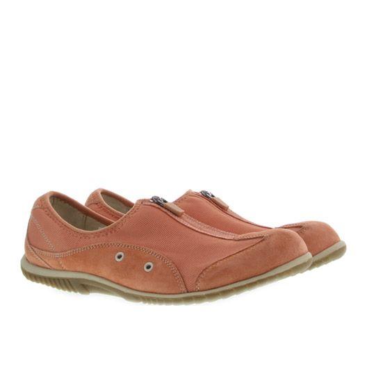 Women's Zip-up Shoe