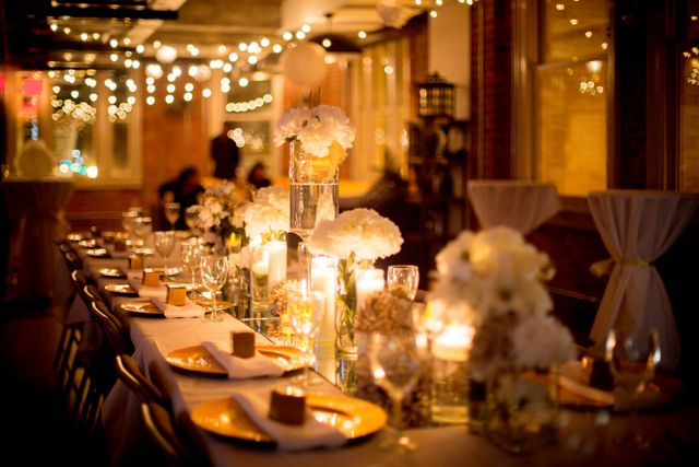 Venue Spotlight: The Loft at 600 F in Washington D.C.! Perfect for a small intimate wedding. View more on BlackBride.com
