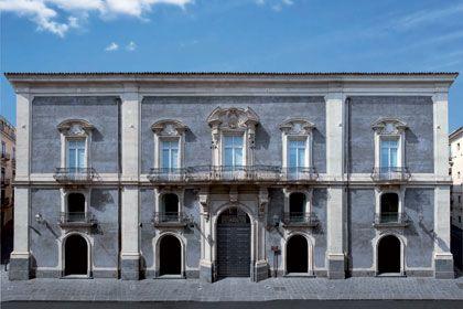 WOW! Sicilian Baroque - Fondazione Puglisi Cosentino by Architect Vaccarini #villalalimonaia