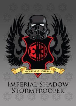Mortem A Umbras - Imperial Shadow Stormtrooper