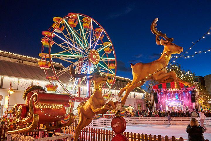 Το Christmas Factory επιστρέφει για 4η χρονιά στην Τεχνόπολη του Δήμου Αθηναίων με το πιο πλούσιο καλλιτεχνικό πρόγραμμα που έχετε φανταστεί!!!  Όλο το πρόγραμμα Χριστουγεννιάτικων εκδηλώσεων στο Christmas Factory!