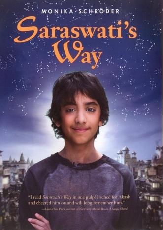 #Saraswati's Way #Monika Schroder #South ASian Literature