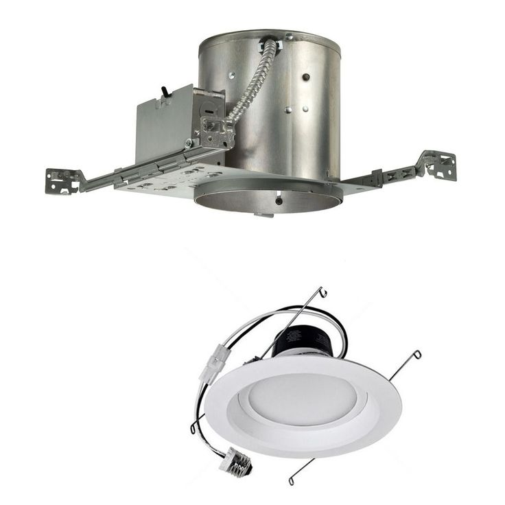 recessed lighting kit for new construction led recessed lighting