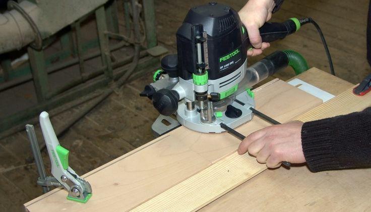 Самодельный стол для ручного фрезера | Строительный портал