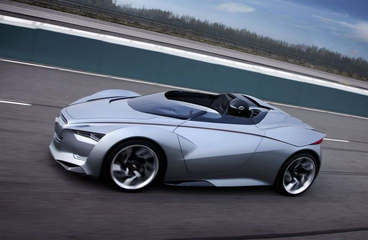 2011 Chevrolet Miray Roadster Concept