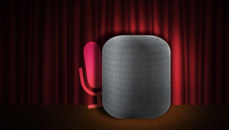 Apple HomePod speaker favors sound overSiri