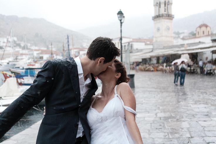 Wedding | Hydra Island Greece | Documentary Wedding Photographer | VDouros