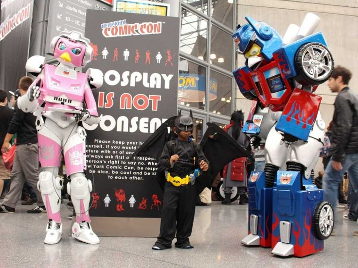 ... while another Dark Knight, 3-year-old Richard Williams Jr., was playing around with Rovio's Angry Birds Transformers video game characters.