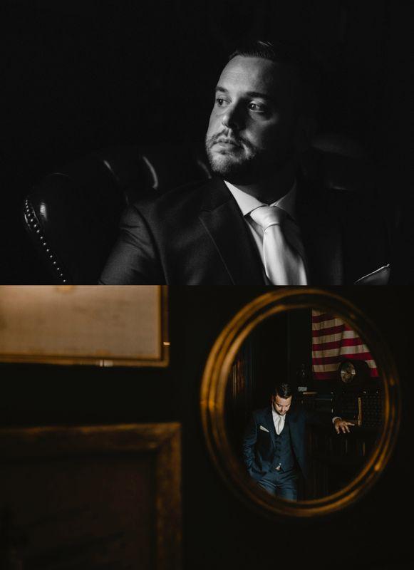 My handsome groom!  Jess Jolin photography!