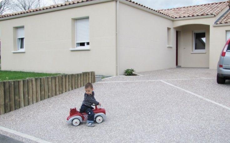 """Résultat de recherche d'images pour """"beton désactivé allée maison"""""""