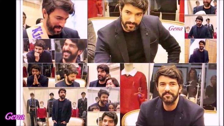 ⭐️  💗 Engin Akyurek ⭐️ 💗 ( the meetings with the fans )