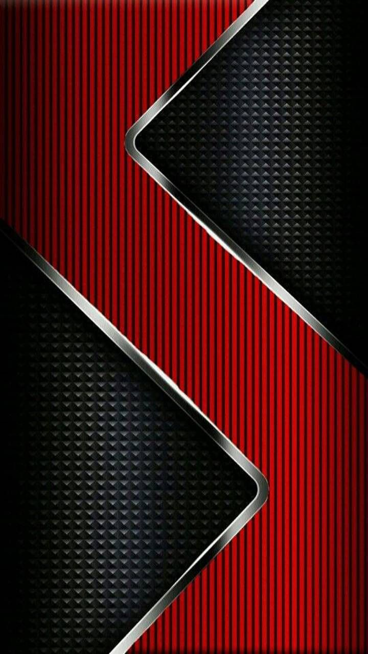 S Shap E Red Wallpaper Cellphone Wallpaper Red And Black Wallpaper