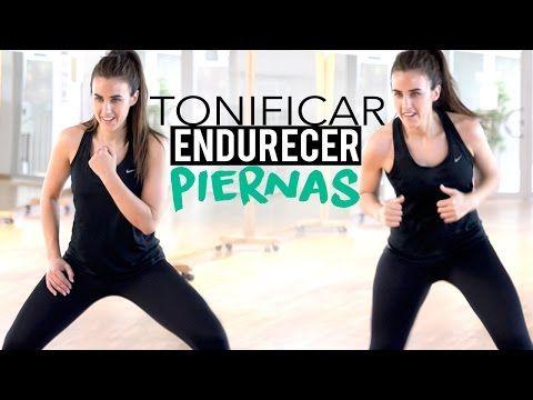 Piernas perfectas | Ejercicios para tonificar y eliminar la grasa de las piernas - YouTube