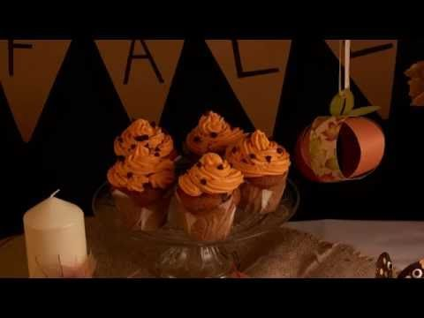 Herfst Halloweenrecept voor cupcakes - Vegaoo.nl