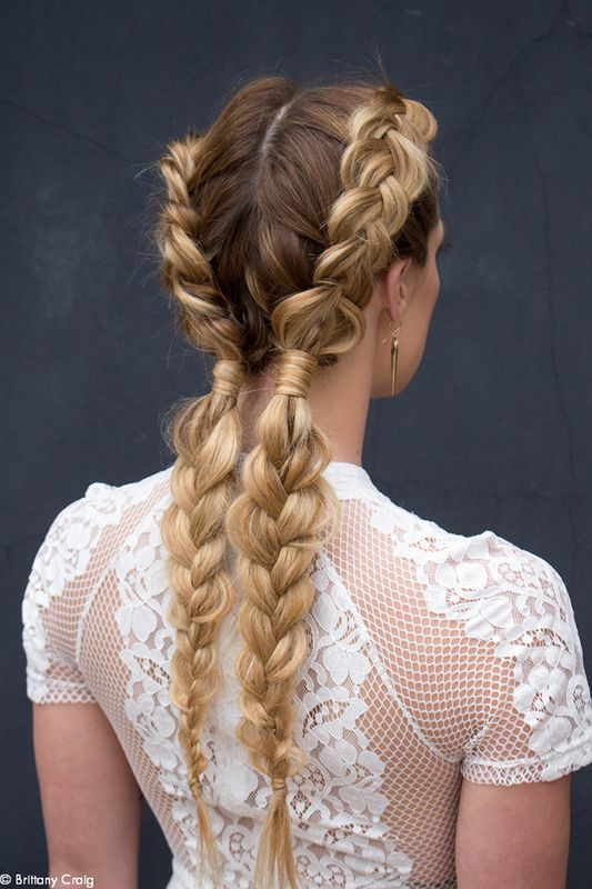 Best Bohemian Braids Ideas On Pinterest Plaits In Hair - Braid diy pinterest
