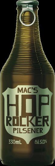 Mac's Hop Rocker Pilsener