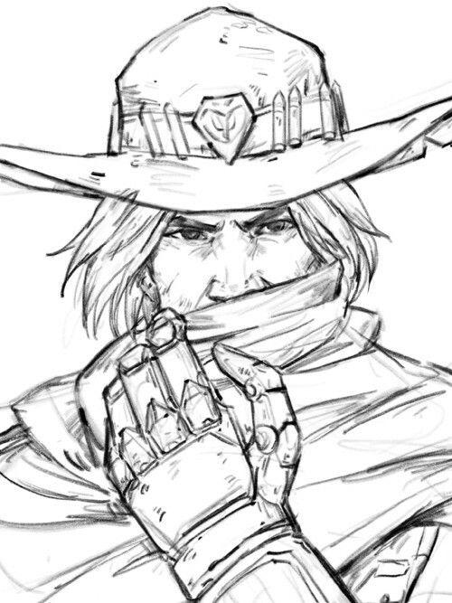 Line Art Editor : Pin by bryan rodríguez on overwatch pinterest