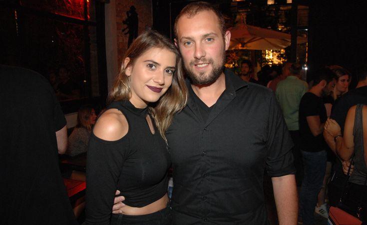 Mariana Carvalho e Bruno Ferraro