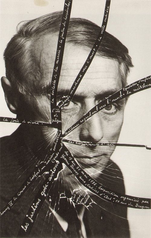 Max Ernst by Man Ray, 1934