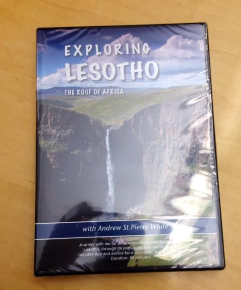 Exploring Lesotho DVD