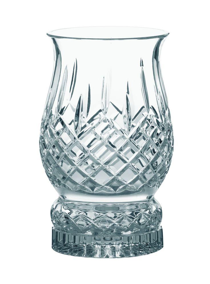 Longford Giftware Pillar Hurricane Lamp - Galway Crystal €85.00