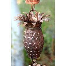 Image result for craftsman rain chain