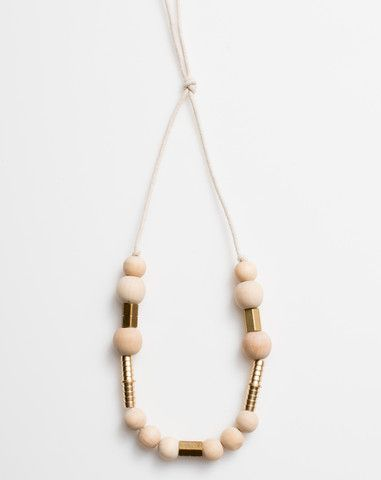 Gunner and Lux Bilt & Tied Andy Necklace   Covet + Lou
