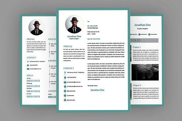 Pretty Resume Designer Seith