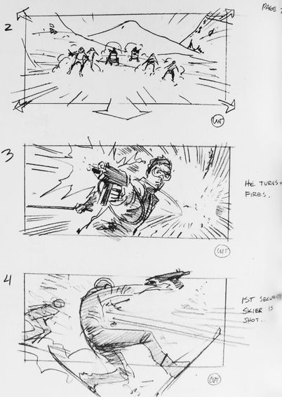 Best Storyboards Images On   Kim Jung To Draw And