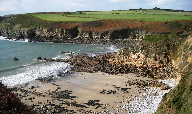 Cuffern Manor Country House. Pembrokeshire Coast Path Walking Holiday - Coast, Coves and Celtic Saints - Four Day Walking Holiday with Full Board http://www.organicholidays.com/at/2024.htm