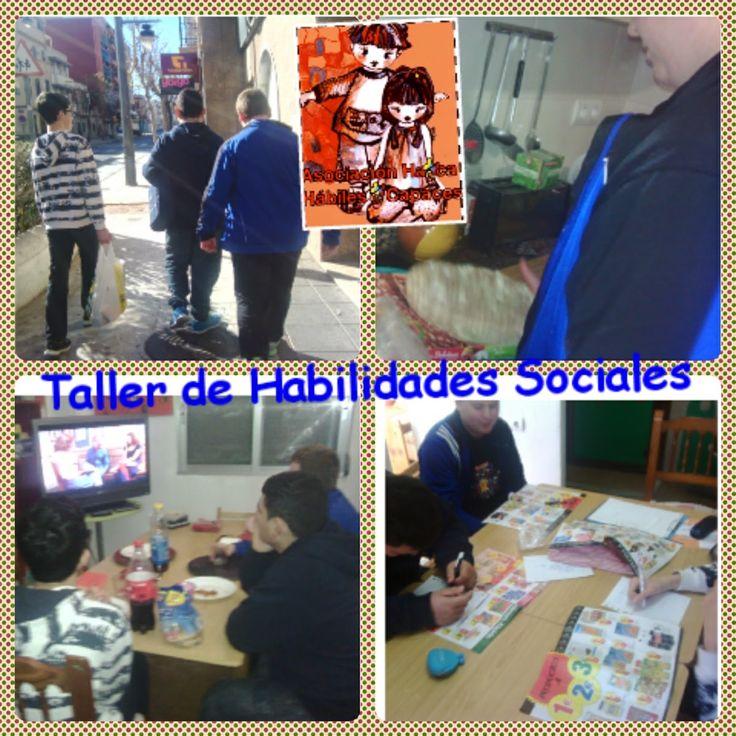 ASOCIACIÓN HABILES & CAPACES: ATENCIÓN A LA DIVERSIDAD: Educación Social