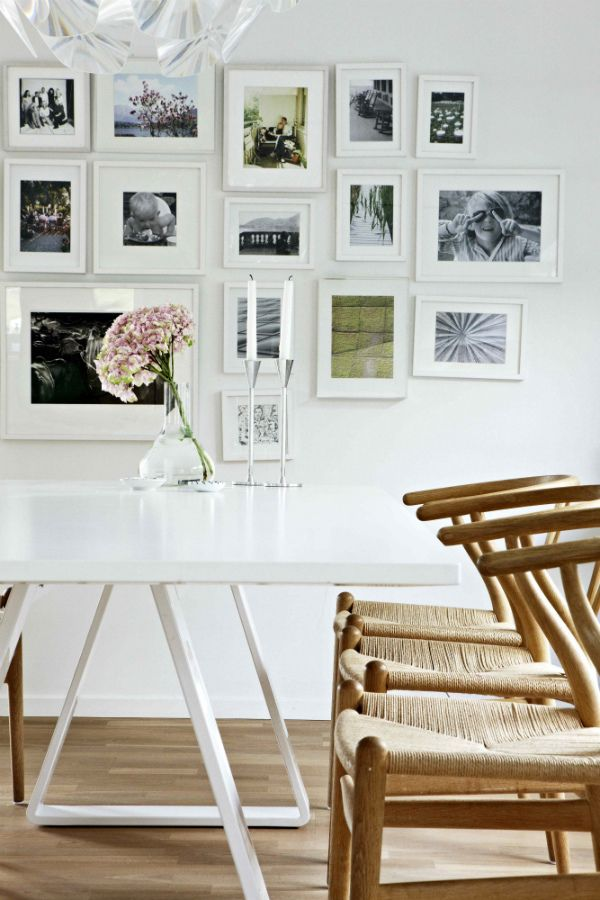 art grouping + dining design via emmas designblogg