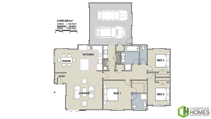 Cambridge Homes Auckland | Woburn Design