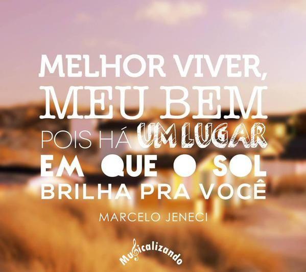 Felicidade - Marcelo Jeneci